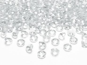 100 Diamanten klar