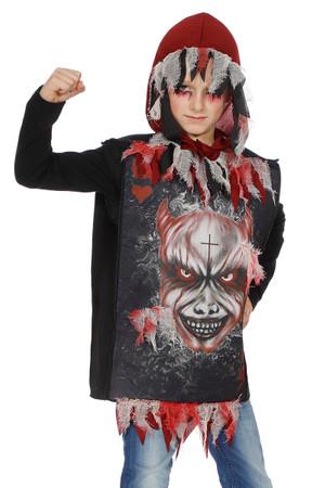 Scary Devil Halloween Oberteil – Bild 1