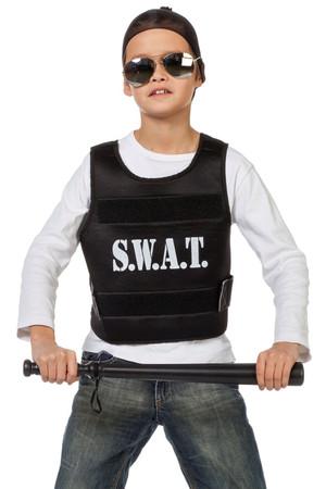 Weste SWAT Kinder