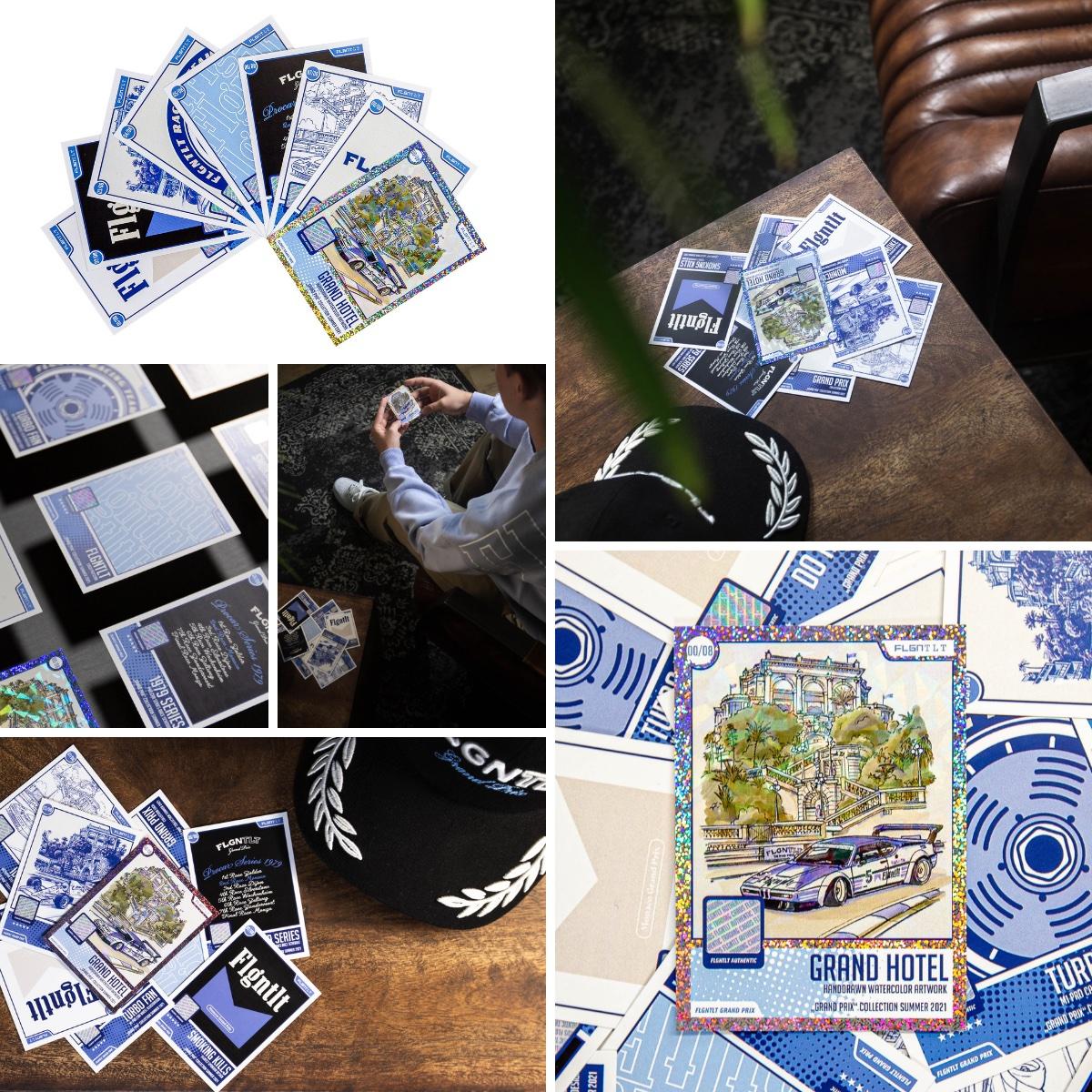 Flgntlt Grand Prix Trading Cards