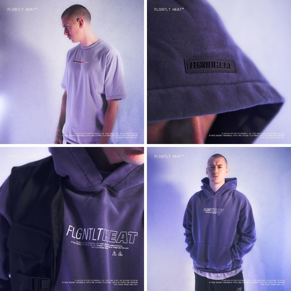 Flgntlt HEAT Kollektion 2021 Cooling Shirt Fahrenheit Hoodie Thermal Vest