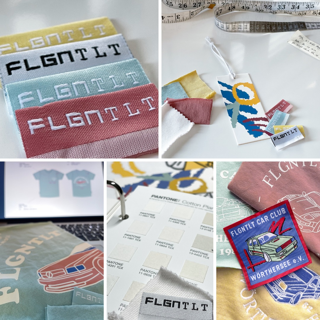 Flgntlt Car Club Wsee 21 Collection Design Process