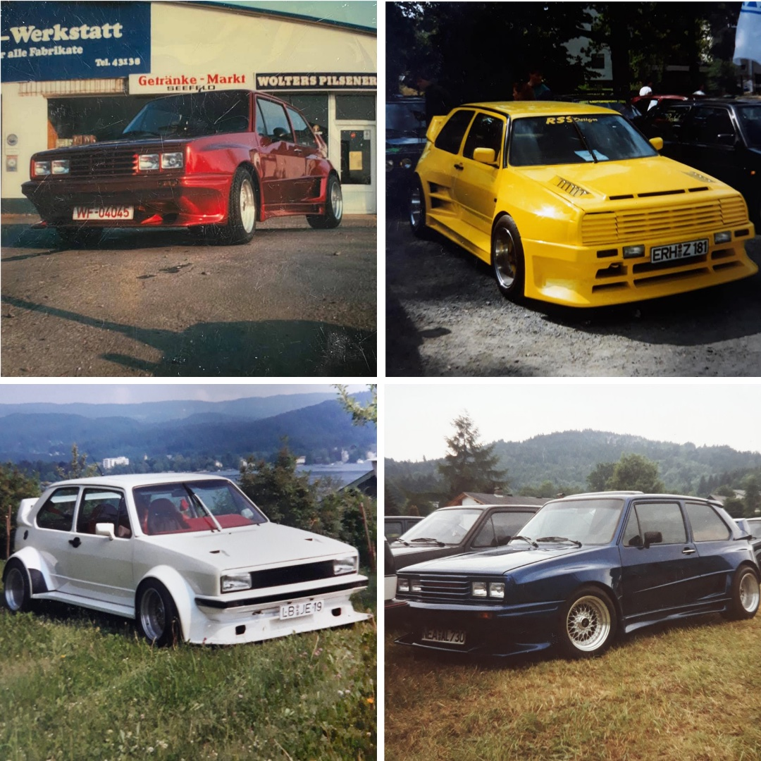 Flgntlt Car Club Wsee 21 Collection Inspiration Worthersee