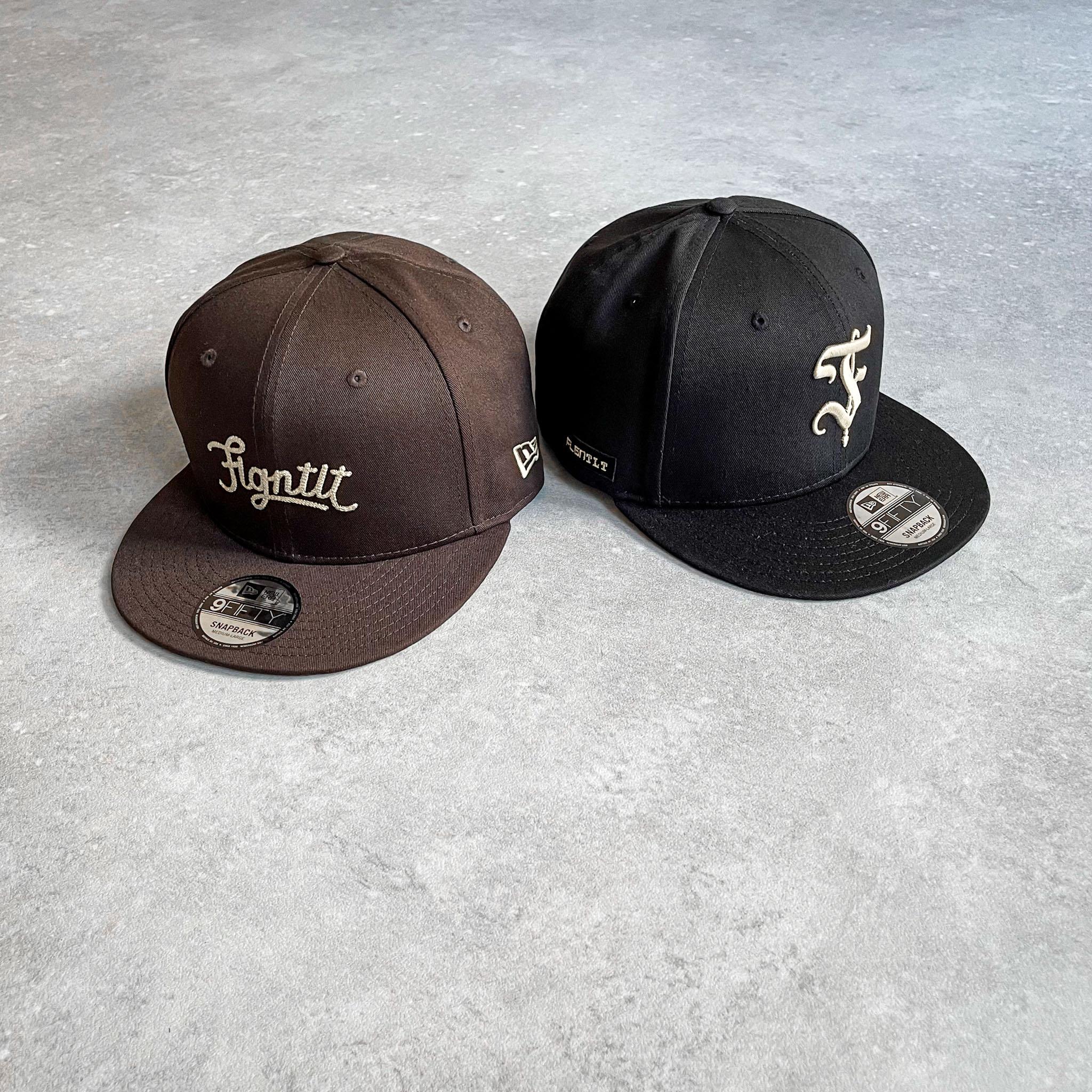 FLGNTLT x NEW ERA SIGN CAP
