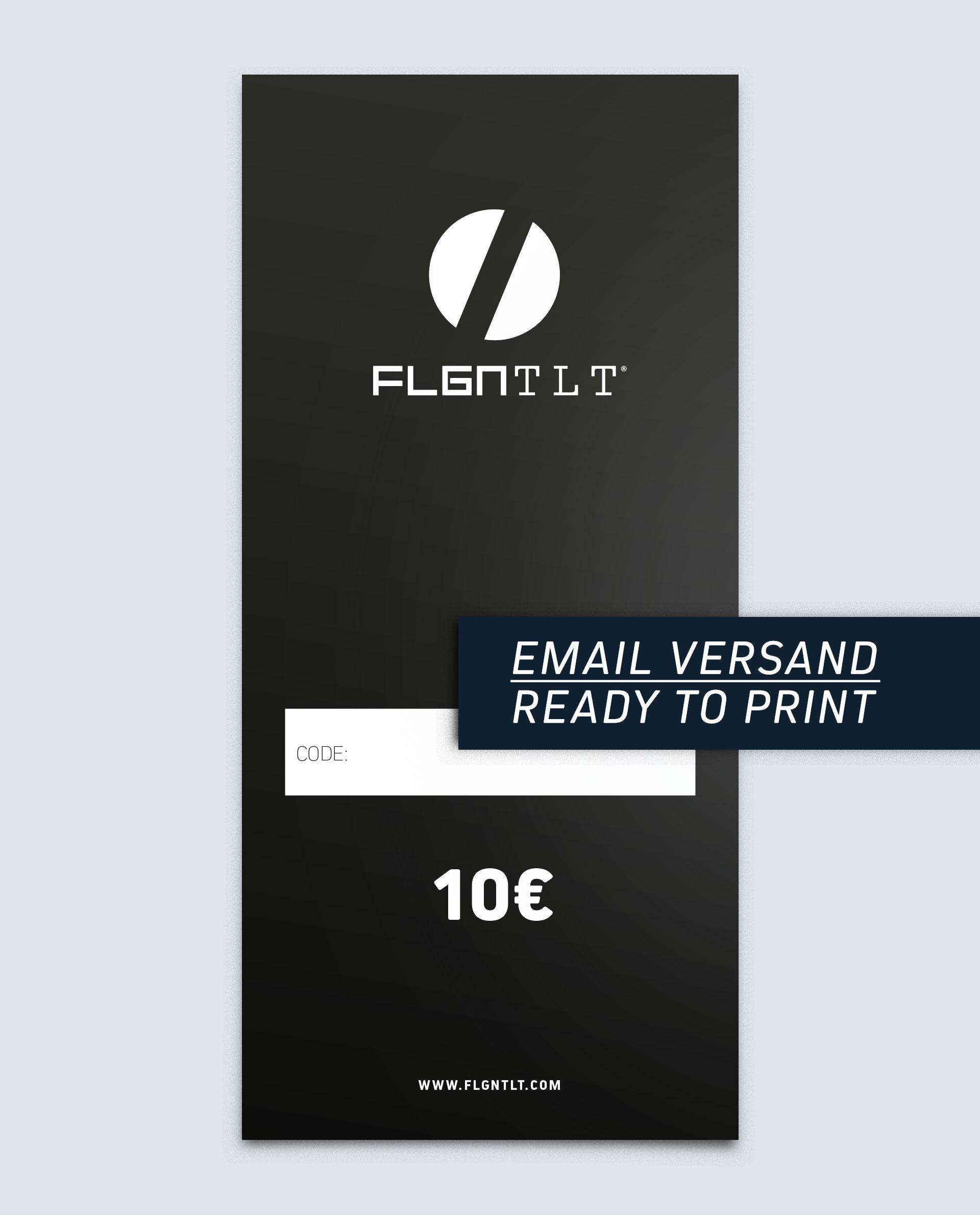 TLT Print@Home Gutschein 10 EURO