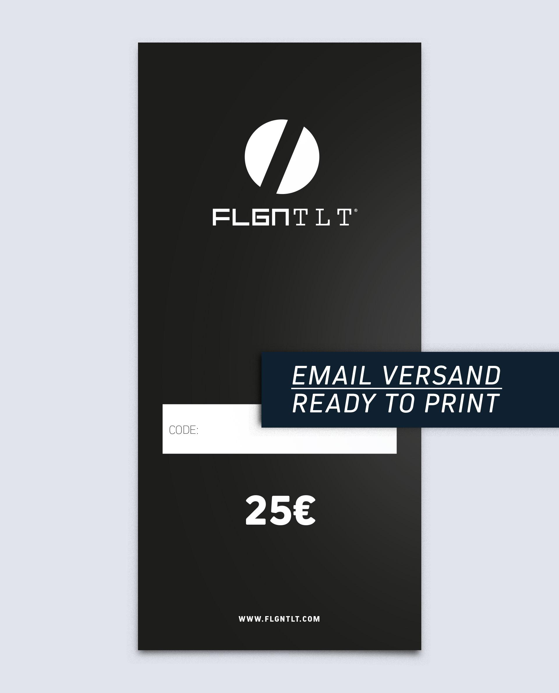 TLT Print@Home Gutschein 25 EURO