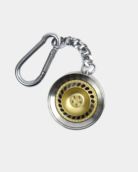 TLT MESSER GOLD KEY CHAIN – Bild 1