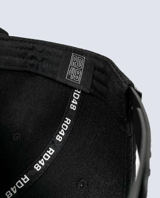 RD48 BLACK BASIC CAP – Bild 5