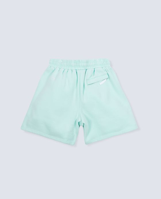 ESSENTIALS SHORTS NEO MINT – Bild 2