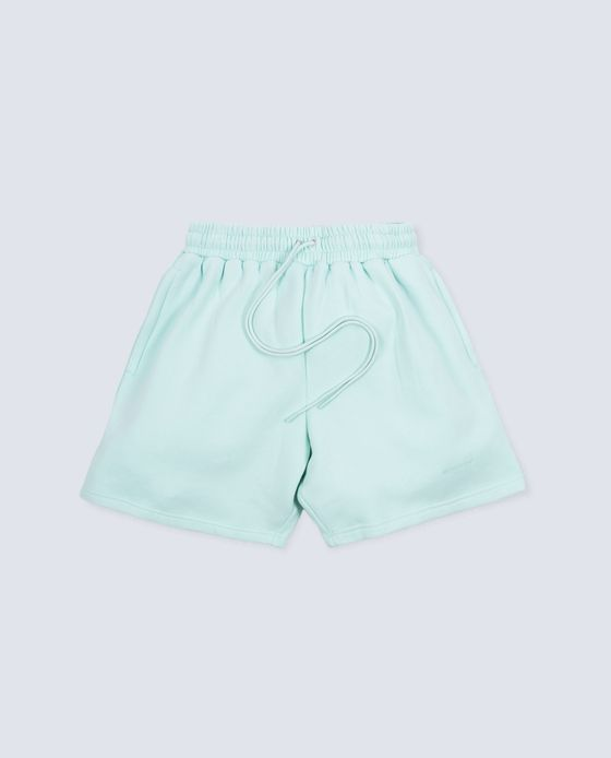 ESSENTIALS SHORTS NEO MINT – Bild 1