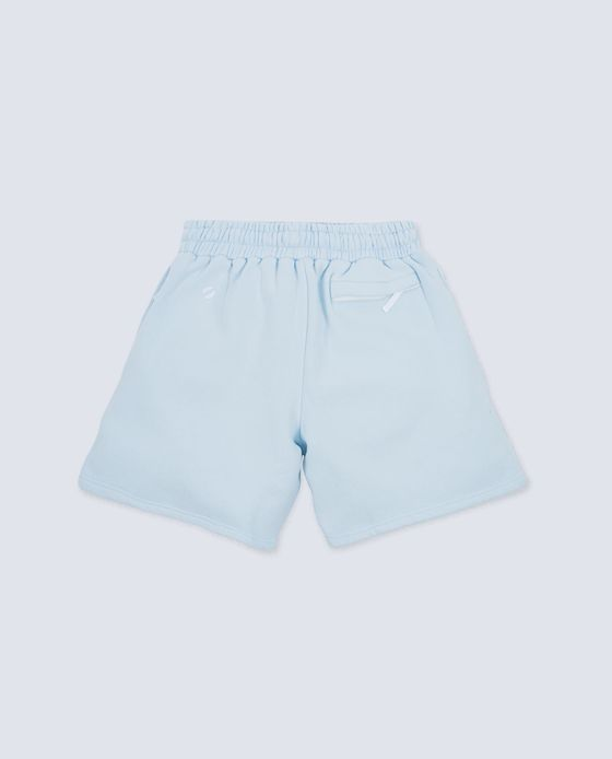 ESSENTIALS SHORTS SKY BLUE – Bild 2