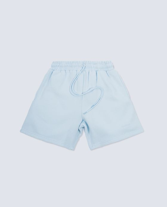ESSENTIALS SHORTS SKY BLUE – Bild 1