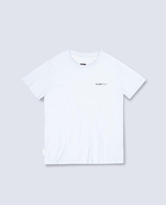 FLGNTLT BLANK LOGO T-SHIRT WHITE – Bild 1