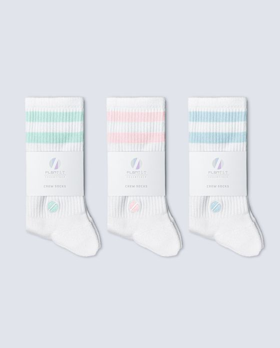 FLGNTLT ESSENTIALS SOCKS 3er PACK – Bild 1