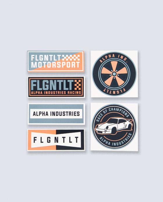 FLGNTLT x Alpha Industries Stickerpack