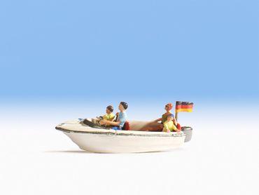 Noch 16820 Motorboot