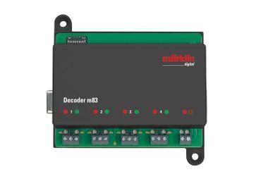 60832 Decoder m83 Empfänger zum Schalten von Weichen, Signalen und Entkupplungsgleisen