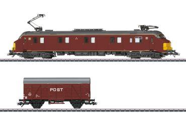 26613 Lok Serie mp 3000 m.Güterwagen