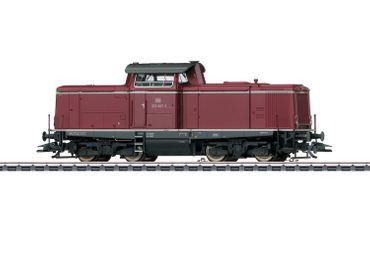 37009 Diesellok BR 212 DB