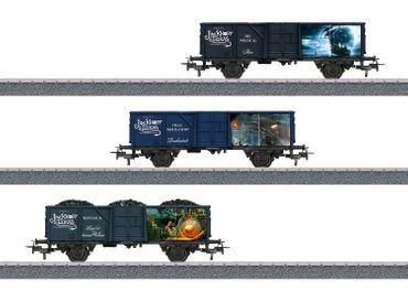 44817 Güterwagen-Set 3 Jim Knopf
