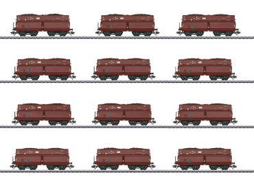 46230 Wagen-Set Erz IId DRG