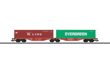 47800 Doppel-Tragwagen DB Cargo