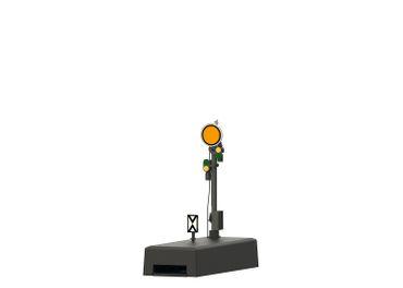 70362 Form-Vorsignal m.grauen Mast