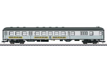 43821 Nahverkehrs-Steuerwagen BDnrzf 739