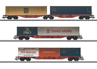 47810 Container-Tragwagen-Set