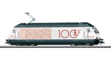 39467 E-Lok Re 460 100 Jahre SEV SB