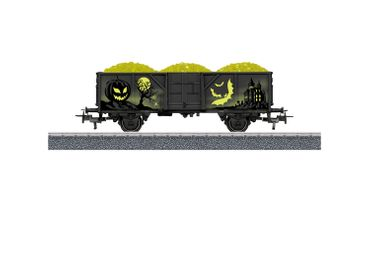 44232 Halloween-Wagen Start up