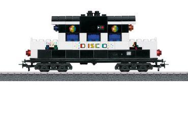 44738 Disco Bausteinwagen m.Licht u