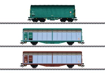 47871 Güterwagen-Set IT