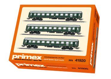 41920 Personenwagen-Set zur E44 DB