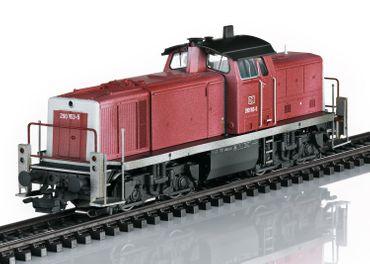 39902 Diesel-Rangierlokomotive der Baureihe 290 (DB AG), Ep. V