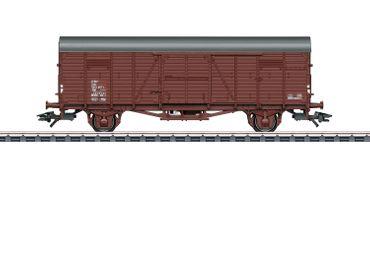 46165 Ged.Güterwagen Dresden SJ