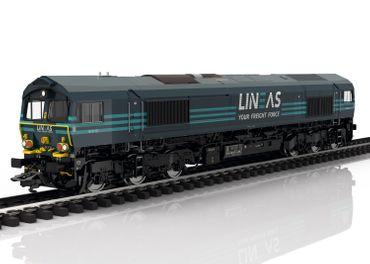 Vorbestellen Märklin 39062 Diesellok EMD Serie 66, LINEA
