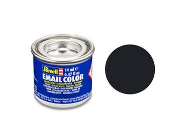 Revell 32108 schwarz, matt          RAL 9011        14 ml-Dose – Bild 2