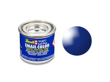 Revell 32151 ultramarinblau, glänzend  RAL 5002     14 ml-Dose – Bild 2