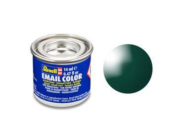 Revell 32162 moosgrün, glänzend     RAL 6005        14 ml-Dose – Bild 2