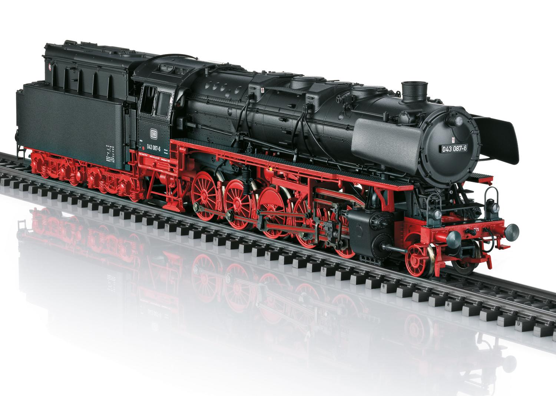 Märklin H0   39884 Güterzug-Dampflok BR 043 Öl D