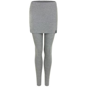 Yoga Damenhose lang grau, Legging SITA von hut und berg balance