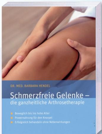 Buch Schmerzfreie Gelenke – Die ganzheitliche Arthrosetherapie