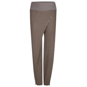 Yoga Damen-Pumphose khaki antra, THAI CROSS OVER von hut und berg balance