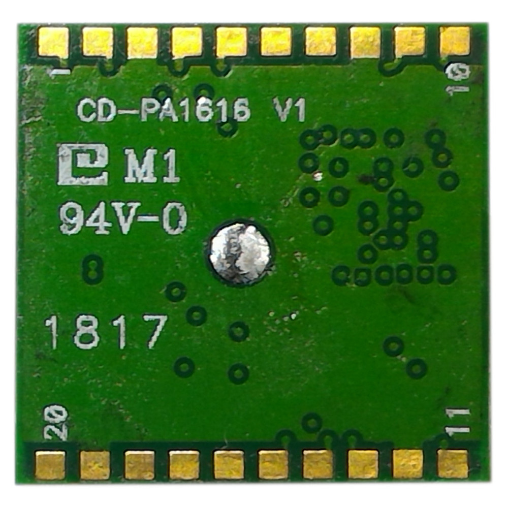 Mediatek mt3339 Cdtop Technology pa1616s cd-pa1616s pa6h GPS antenna module