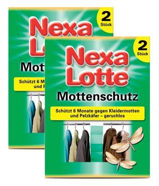Sparset: 2 x SCOTTS Nexa Lotte® Mottenschutz-Papier, 2 Stück