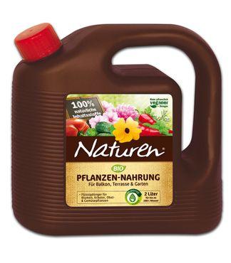 SCOTTS Substral Naturen® Pflanzen-Nahrung Bio, 2 Liter