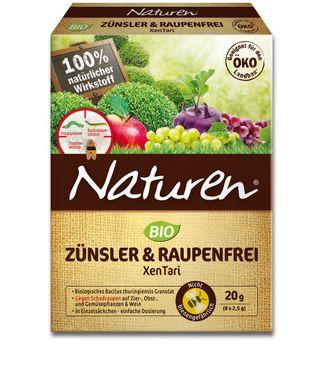 SCOTTS Substral Naturen® Bio Zünsler & Raupenfrei XenTari, 20 g