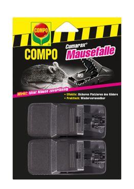 COMPO Cumarax® Mausefalle, 1 Stück