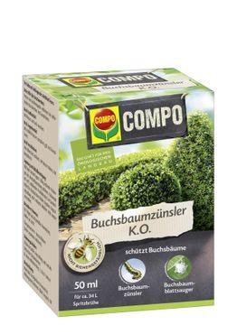 COMPO Buchsbaumzünsler K.O., 50 ml